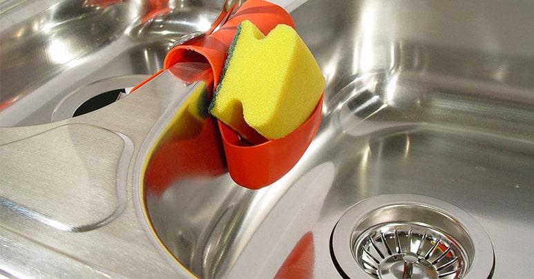 Drain de raccordement évier de cuisine