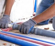 Spécialiste en raccordement de plomberie à Plombier Centre-ville